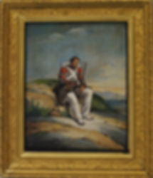 Солдат  | Наполеоновский период | Soldat | Portrait | портрет | art.vin | Artmagic | Артмагия