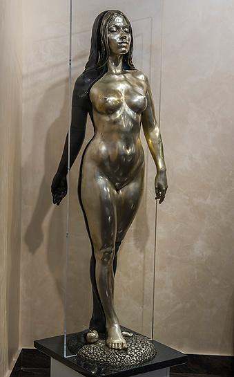 Перевоплощение  | reincarnation | Катиб Мамедов | Katib Mamedov | Sculpture | Скульптура | art.vin | Artmagic | Артмагия