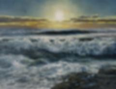 Сергей Дорофеев | ВЕЧЕРНИЙ БРИЗ | новинка месяца | купить картину в москве | купить пейзаж | Artmagic | Артмагия | art.vin