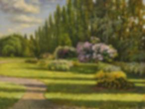 свидание  | купить пейзаж | Федор Парфенов | купить картину в Москве | купить пейзаж | галерея Москвы | Артмагия | Artmagic | artvin
