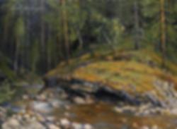 Ущелье река тюлюк | Гора | Алексей Петриков | Alex Petrikov | Landscape | пейзаж | природа | art.vin | Artmagic | Артмагия
