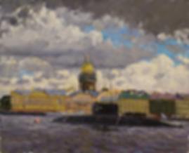 санкт петербург | город | Дмитрий Сысоев | Dmitry Sysoev | Landscape | пейзаж | art.vin | Artmagic | Артмагия