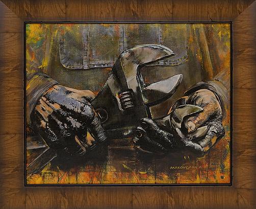 Картины нефтью |  Artmagic gallery | галерея Артмагия | Категории | каталог | art.vin