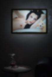 а как же я | what about me |  картина в интрьере   | Василий Сидорин | Artmagic | Артмагия | art.vin