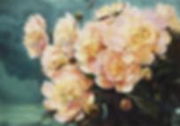 Пионы в саду | Анна Никифорова | купить картину маслом | натюрморт | натюрморт купить | купить картину в Москве | Артмагия | Artmagic | art.vin
