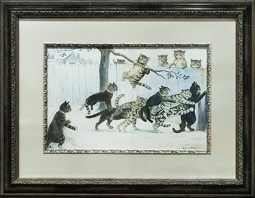 Котики | Cats |  Artmagic gallery | галерея Артмагия | Категории | каталог | art.vin