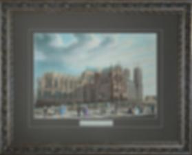 Westminster Abbey | Thomas Shepherd | Городской пейзаж | art.vin | Artmagic | Артмагия