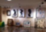 залы галереи | Artmagic | artmagic gallery | interior | interiordesign | галерея Артмагия | фото интерьера