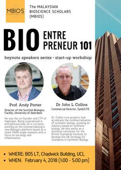 bioentrepreneur