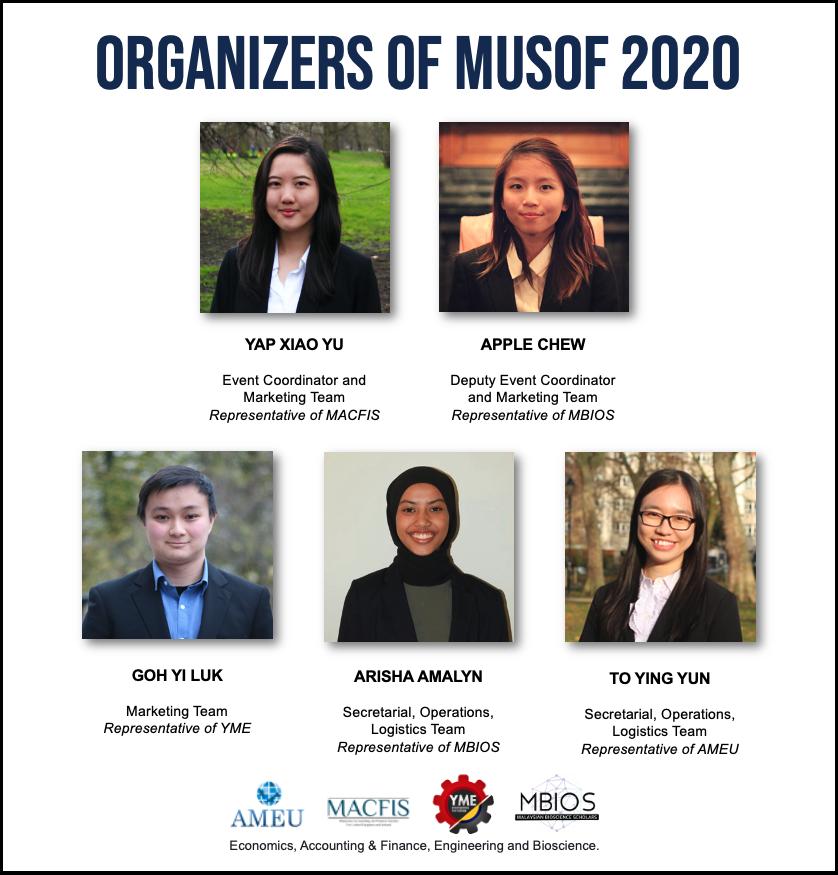 Organizers 1