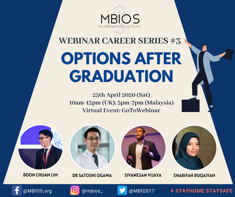 WEBINAR CAREER SERIES #3_ OPTIONS AFTER