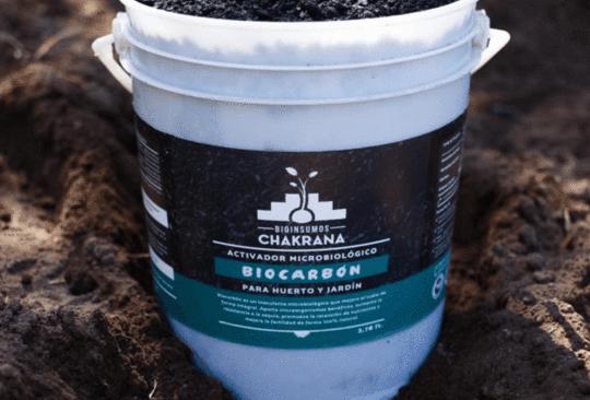 Biocarbón 3,75kg