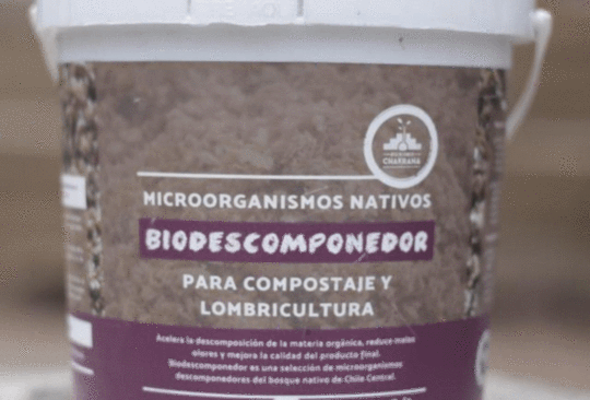 Biodescomponedor 3,75kg
