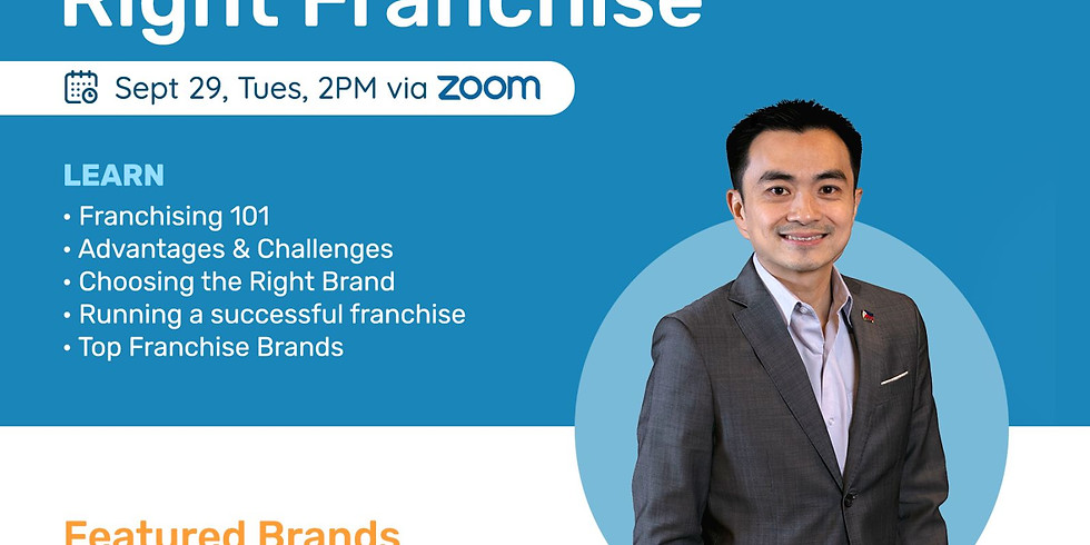 FREE WEBINAR: How to Invest in the Right Franchise with Top Franchise Opportunities