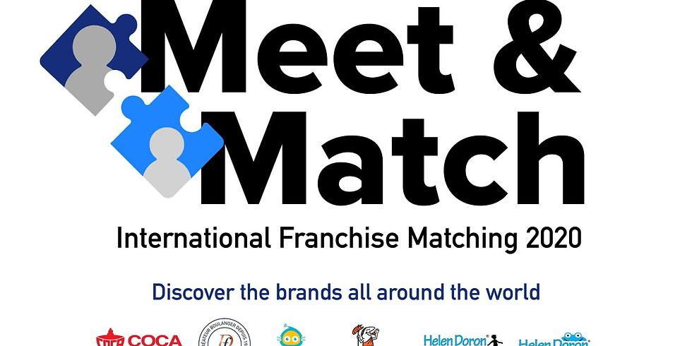 Meet & Match : Virtual International Franchise Matching 2020