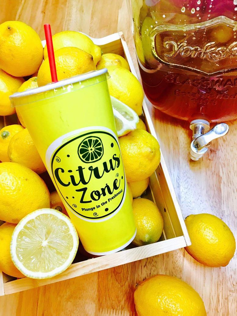 Discounted Packages - Citrus Zone Lemonade Franchise