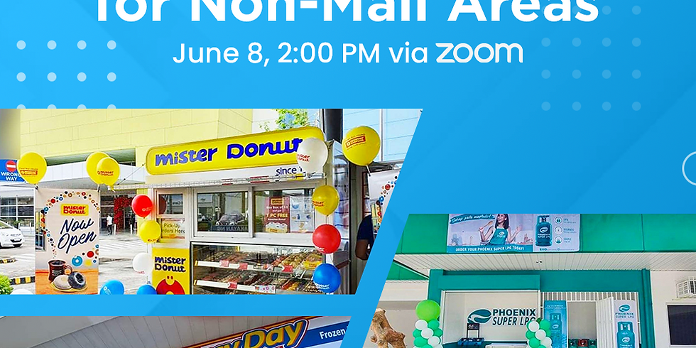Profitable Franchises for Non-Mall Areas: Free Webinar with Mister Donut, Phoenix LPG, Easy Day Shop - Jun 8