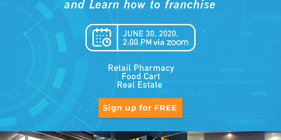 Franchise Discovery Day with The Generics Pharmacy, Shawarma Shack, and Re/Max