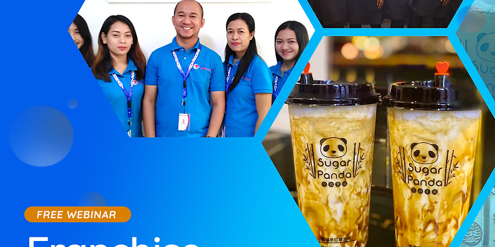 Franchise Discovery Day for FREE - EQ Grant Lending, Sugar Panda and Samgyeopsal House