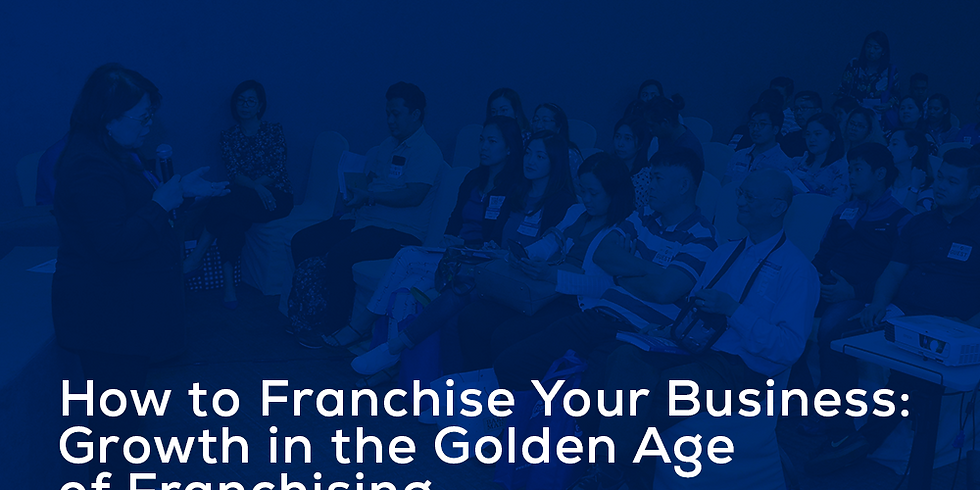 How to Franchise Your Business: Growth in the Golden Age of Franchising