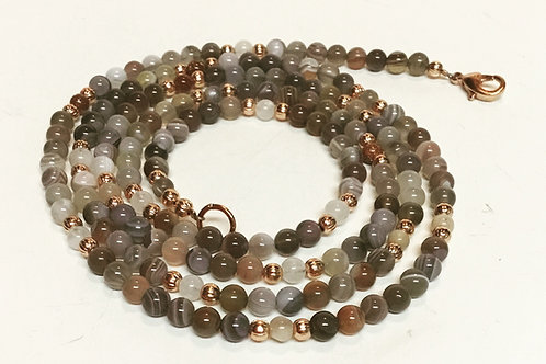 Agate Stones Waist Beads     33inches