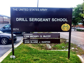 Sharing Knowledge at the US Army Drill Sergeant School
