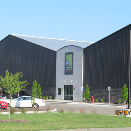 Pearson Automotive Tennis Center