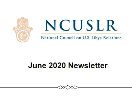NCUSLR June News Letter