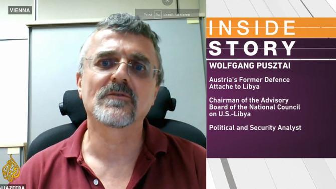 Could an oil dispute prolong Libya's war?