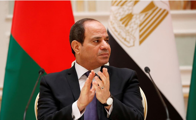 Egypt says Sisi and Trump agree on need to maintain Libya ceasefire