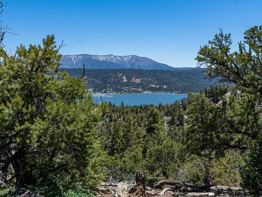 Cougar Crest Trail, Big Bear CA