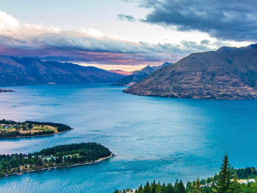 Road Trip New Zealand: Auckland to Queenstown