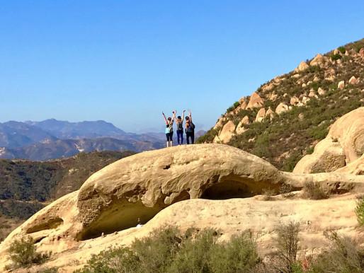 Red Rock Canyon to Calabasas Peak Hike