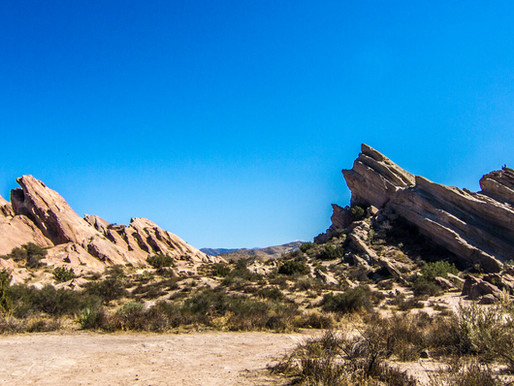 Vasquez Rocks Loop Trail