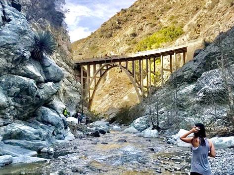The Bridge to Nowhere Hike