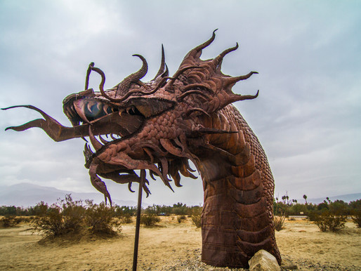 Top 10 Things to do in Borrego Springs, CA