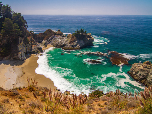 7 Beautiful Stops Along California's PCH