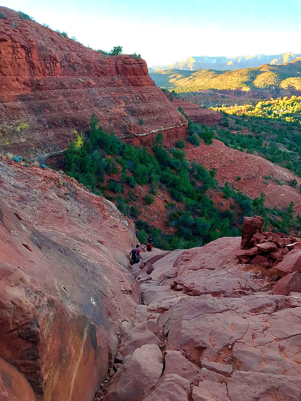 cathedral rock trail sedona