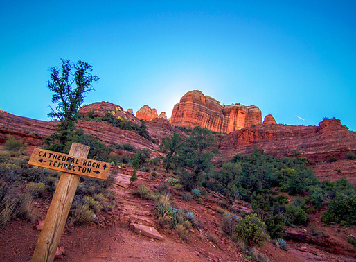 Exploring Sedona's Cathedral Rock Trail