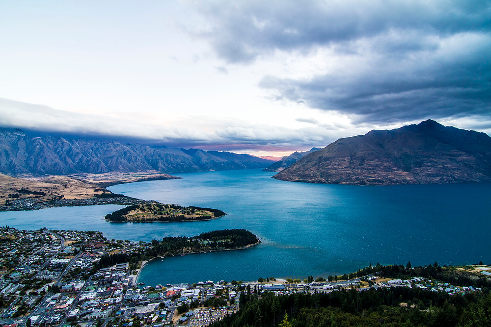 queenstown new zealand view