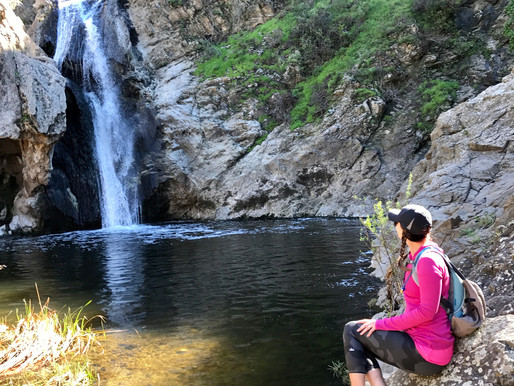 6 Favorite Waterfall Hikes in Los Angeles
