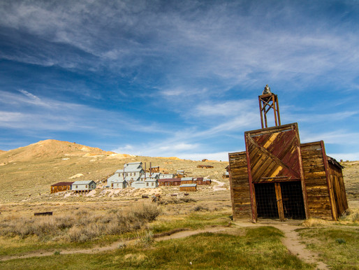 Visiting Bodie State Historic Park