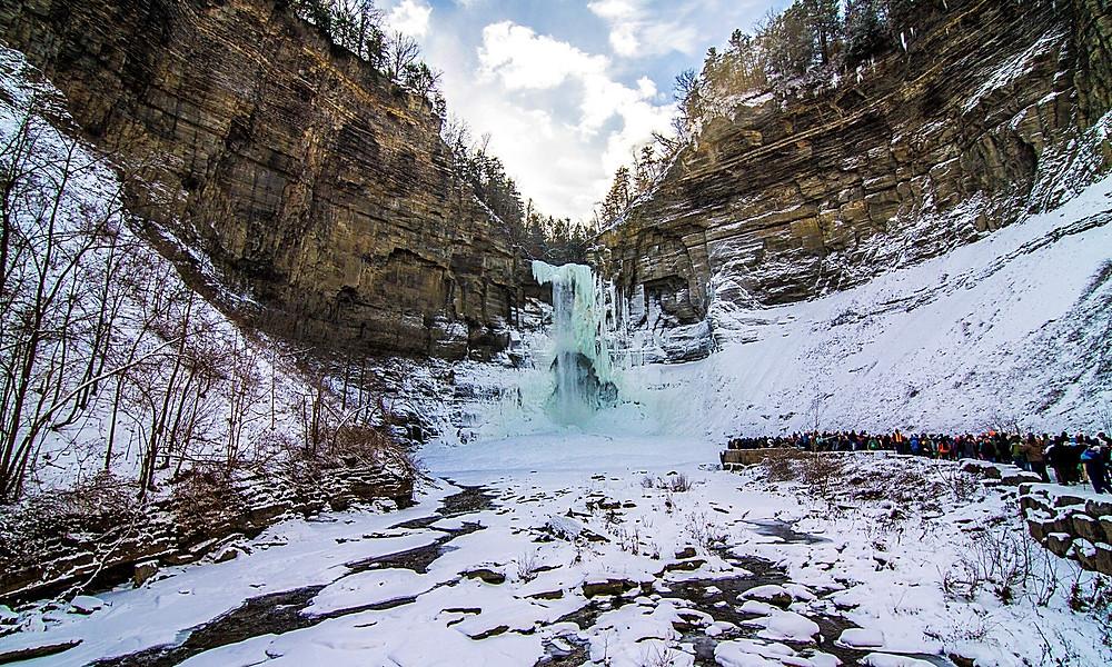 Taughannock Falls Ithaca