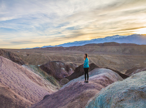 7 Must See Highlights in Death Valley National Park