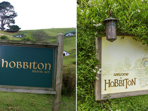 Hobbiton: There and back again..