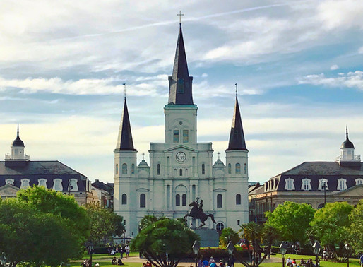 First Time Visitor to New Orleans? Here's What to See
