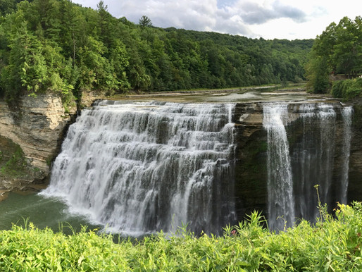 6 Best Waterfall Trails in the Fingerlakes, NY