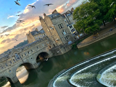 Things to See and Do in Bath, England