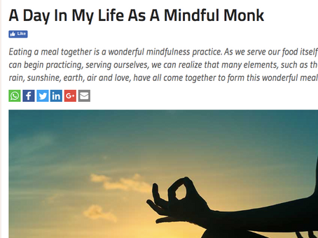 Zen and the art of monastic living