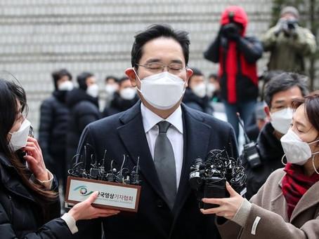 """삼성 """"본사 제3국으로 옮긴다? 이재용 옥중 회견문은 가짜"""""""